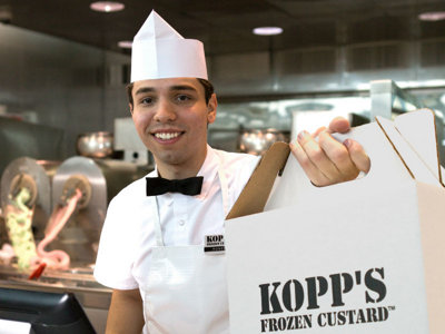 Kopp's new Travel Pak makes flying with custard a breeze