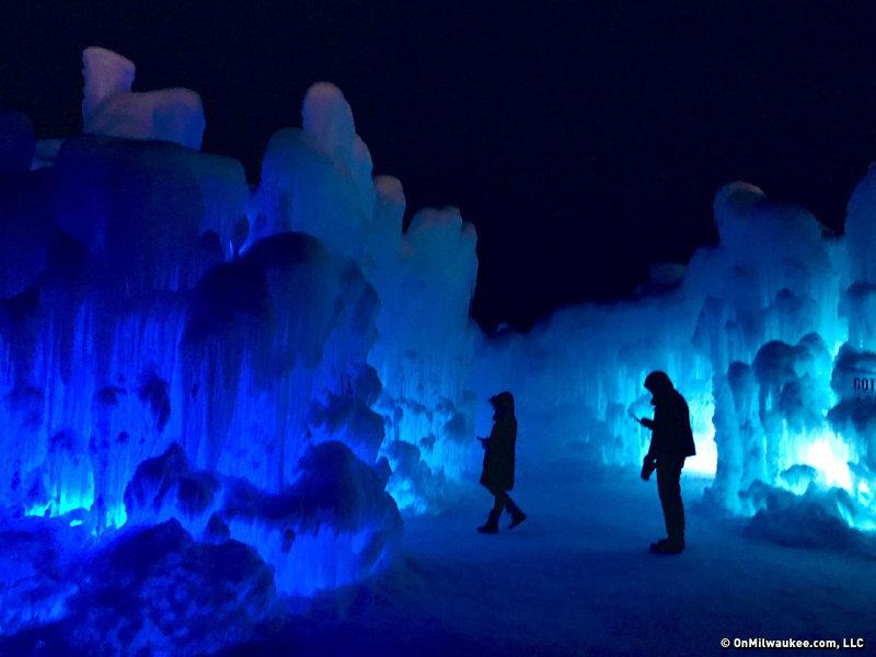 Eagleriver Uping Events Ice Castle Eagler