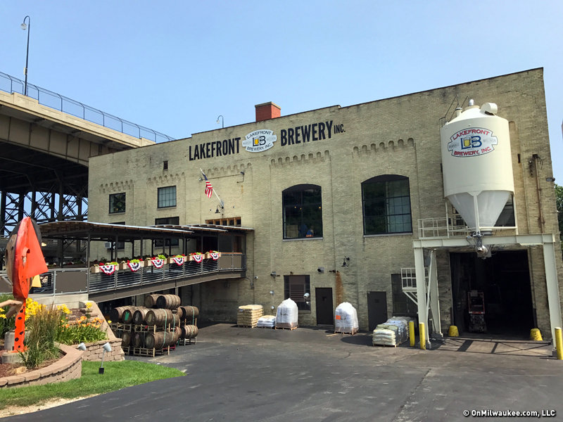 d7bbc9e910b Lakefront Brewery helped spur a Commerce Street renaissance when it arrived  in 1998.