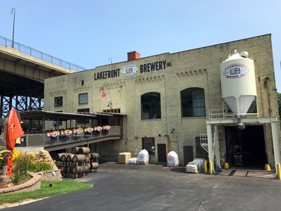 Made in Milwaukee: Lakefront Brewery