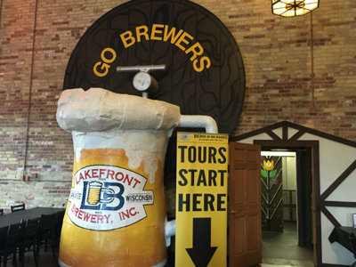 Lakefront Brewery Image