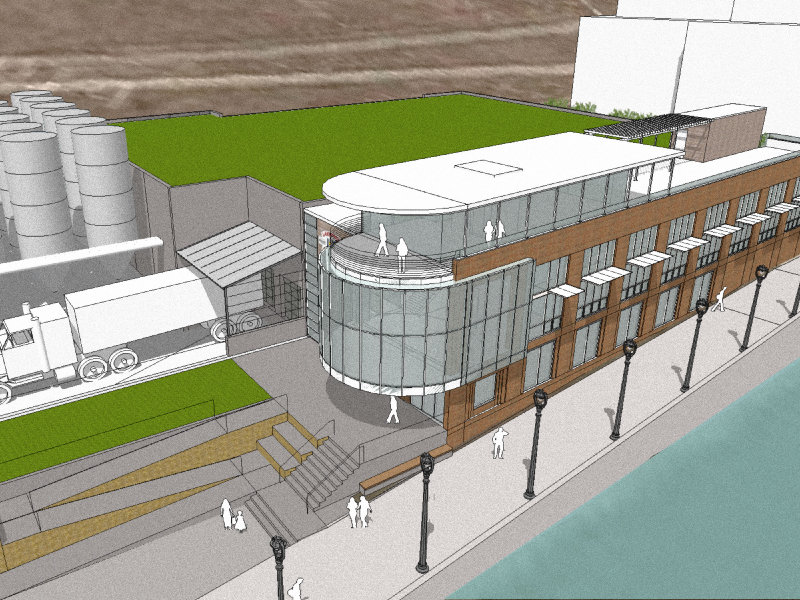 Lakefront Brewery plans to expand on Commerce Street Image