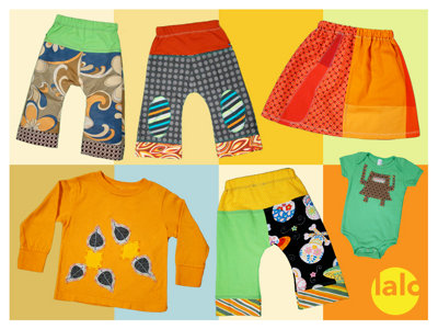 Lalo launches line of locally made kids' clothing