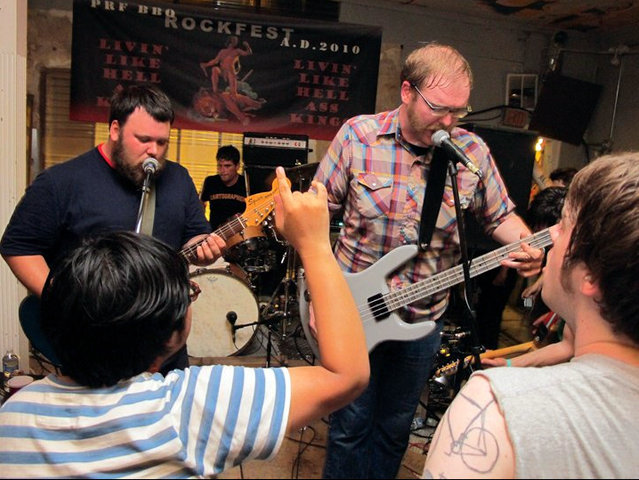 Seattle's Police Teeth, which released a record on Latest Flame this year, will do the same again in 2012.