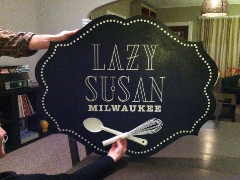 chef aj dixon hopes lazy susan will be open by the end of march