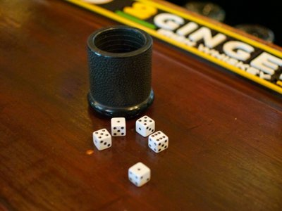 Learning bar dice