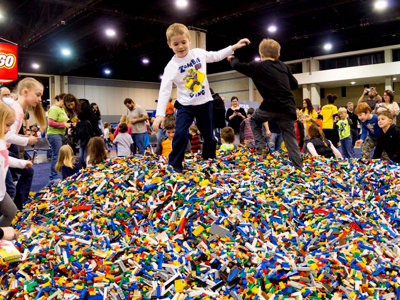LEGO KidsFest returns to Milwaukee for the first time in four years