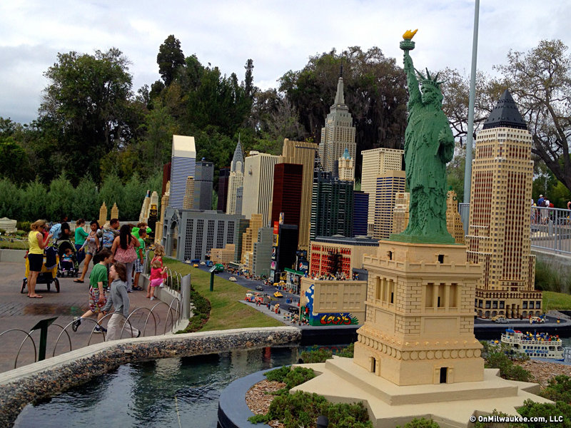 Legoland Florida, Winter Haven, Florida, USA | Steve's Roller ...