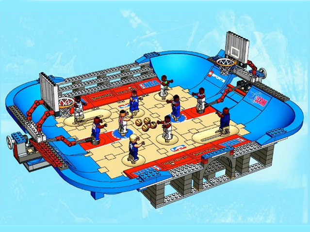 It's time, LEGO, to bring back LEGO Sports