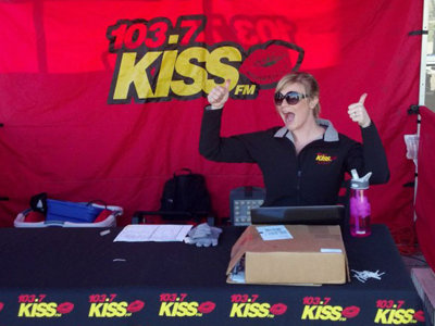 McNabb's new role at KISS