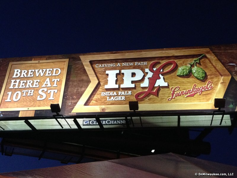 Leinenkugel's has several new brews coming out of 10th Street Brewery and the IPL is one of them.