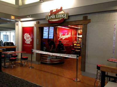 New airport Leinie Lodge  Image