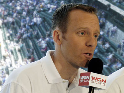 Milwaukee Talks: Chicago Cubs TV announcer Len Kasper