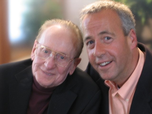 Steve and Les Paul.