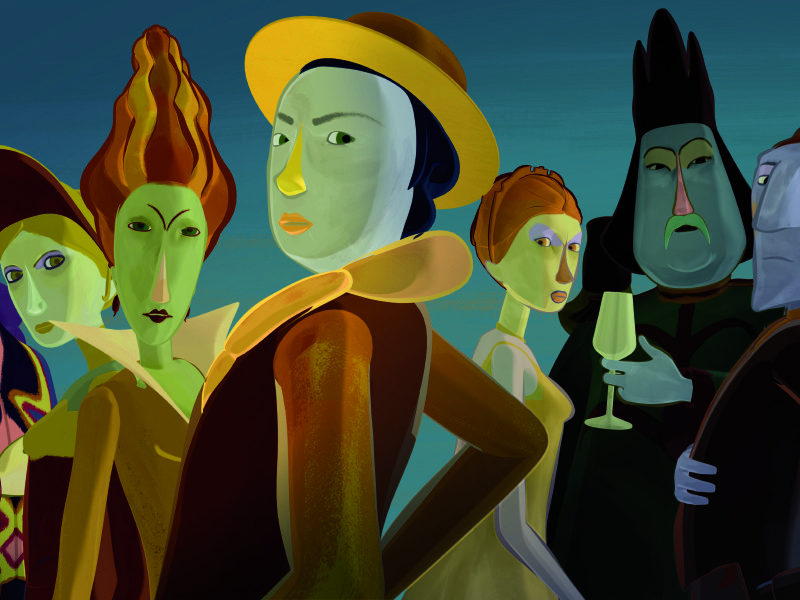 "The Milwaukee Children's Film Festival presents ""Le Tableau"" Oct. 6 and 7."