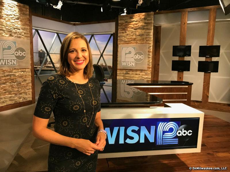 Milwaukee Talks: WISN-TV meteorologist Lindsey Slater