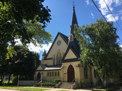 Little landmarks: Neighborhood churches edition