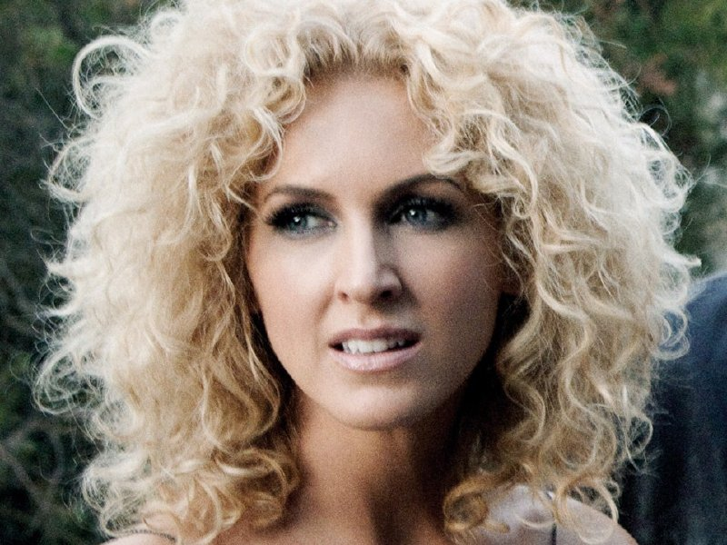 Little Big Town's Kimberly Schlapman.