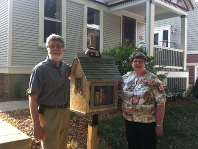 Little Free Libraries emerge in Milwaukee