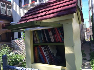 Little Free Library love Image