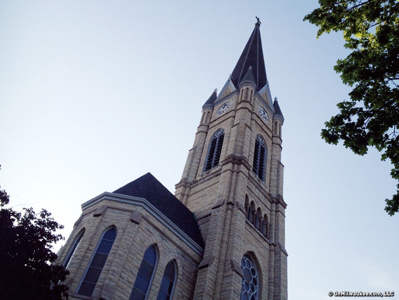 Liebert, with Schnetzky, also designed St. Michael's church on North 24th Street.