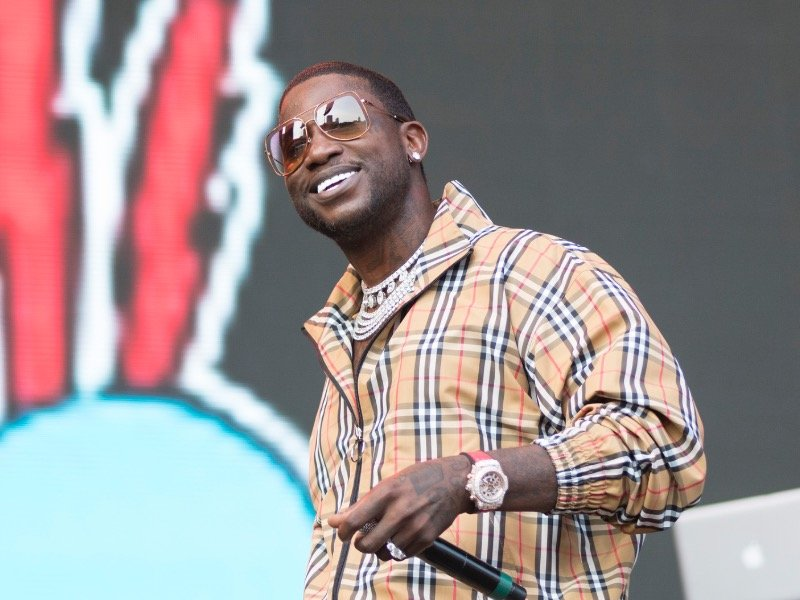 Gucci Mane made a rare touring appearance at Lollapalooza on Sunday. 9543dd8c0