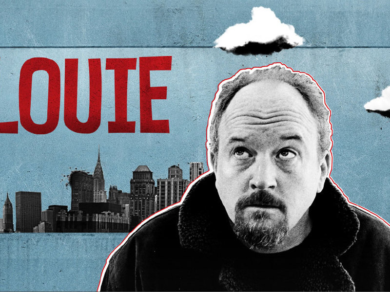 """Louie"" is on FX and online."