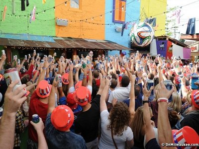 World Cup unites diverse mix of soccer lovers