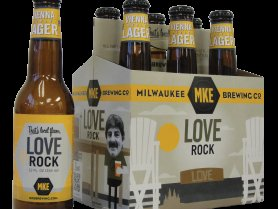 Love Rock lager: Milwaukee history in a bottle.