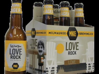 Have you tried a Love Rock lager?