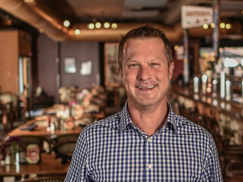 Dave DeMarco brings 17 years of restaurant and retail experience to the  table.