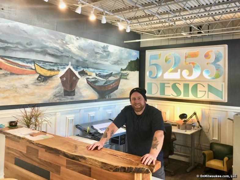 Local Wood Crafter Makes Interiors Pop At Area Restaurants