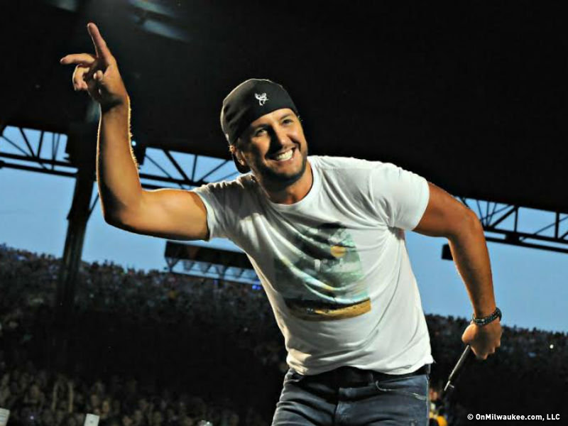 ff8dc06df2 Luke Bryan headlines Summerfest for the second straight year ...