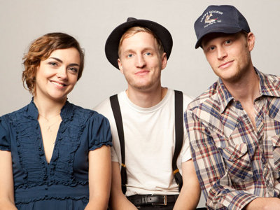 Lumineers at Riverside Image