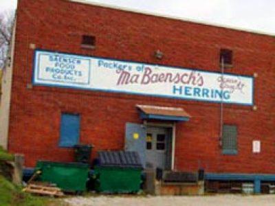 marketplace ma baensch 39 s changes the face of herring. Black Bedroom Furniture Sets. Home Design Ideas