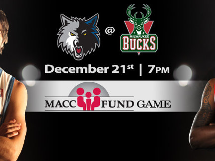 Hoop it up for the MACC Fund.