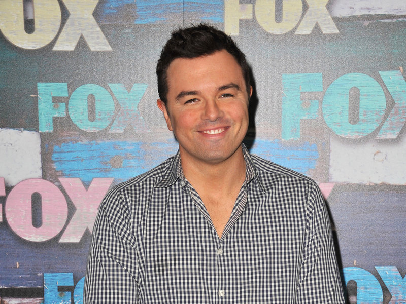 Seth MacFarlane made a surprise appearance last weekend at Lucille's Piano Bar & Grill.
