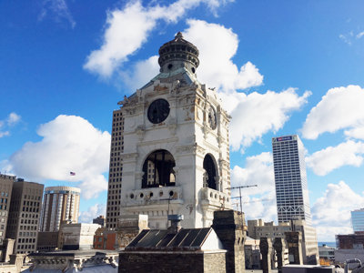 Historic Milwaukee offers rare tour of Mackie Building bell tower