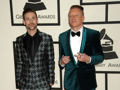 Macklemore & Ryan Lewis head