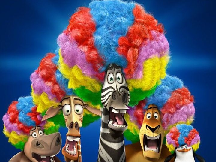 "DreamWorks' favorite zoo escapees are back on the big screen in ""Madagascar 3: Europe's Most Wanted."""