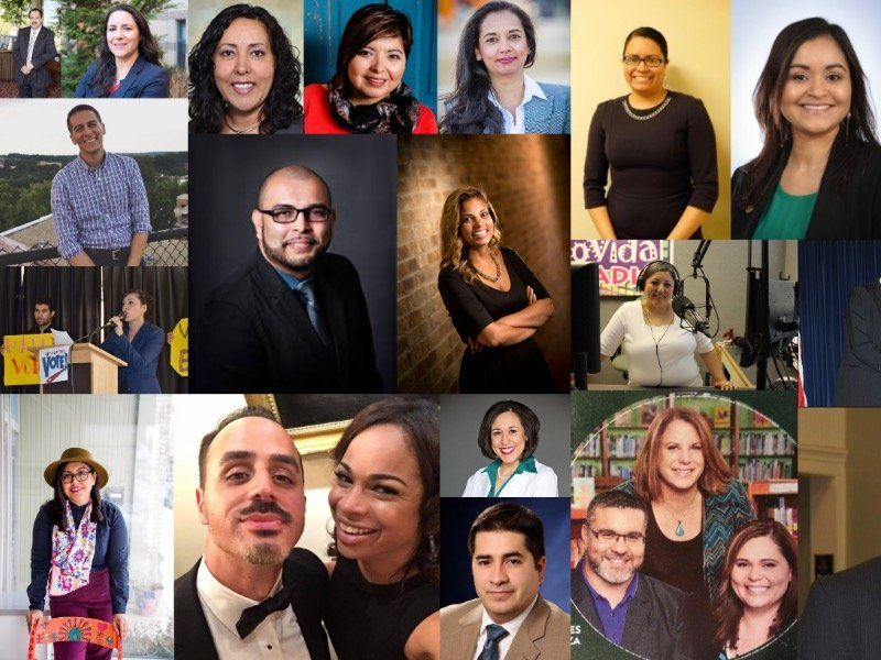 Just a few of the powerful Latinos making Wisconsin a better place.