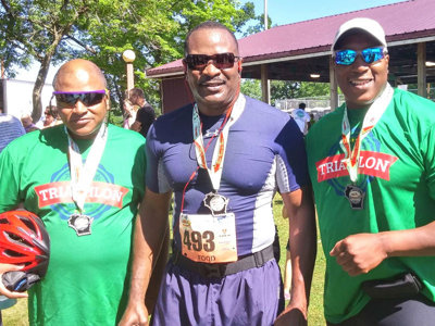 Madison's Black Men Run makes history