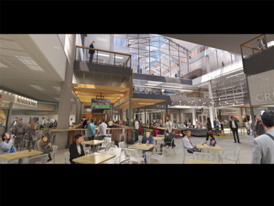 Do new mall renderings reflect Downtown diversity?