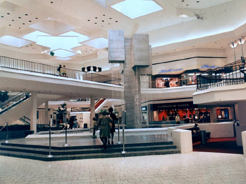 Shopping malls fight back