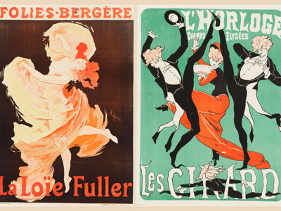 Couple's promise to MAM: 500 French posters and a new assistant curator Image