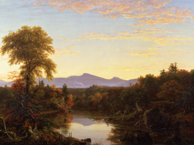 The Hudson River School Image