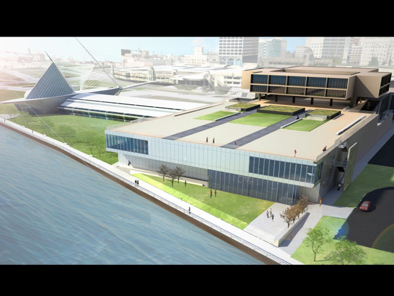 Milwaukee Art Museum has unveiled its Plan for the Future.