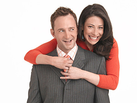 "Stacy London and Clinton Kelly of ""What Not to Wear"" weren't nearly as obnoxious as expected."