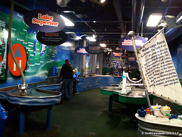 The waterways room is a whole lotta (wet) fun for families at the Maritime  Museum. c7378d9c2c