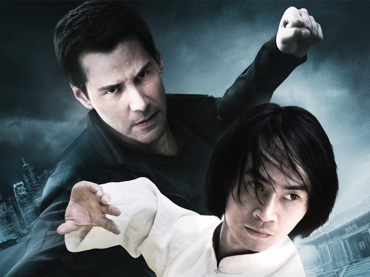 "Keanu Reeves and Tiger Chen star in ""Man of Tai Chi,"" Reeves' directorial debut."